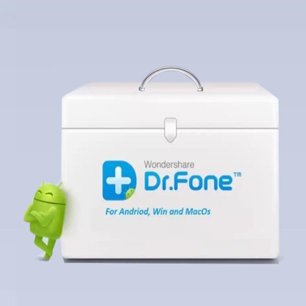 Wondershare Dr.Fone Crack License Key