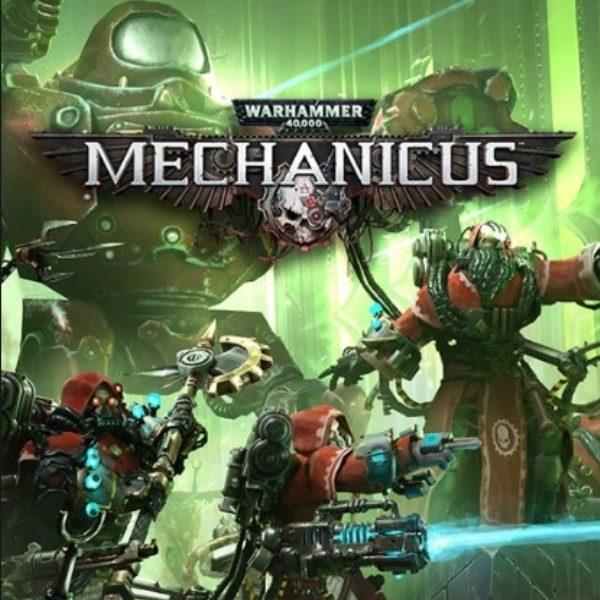 Warhammer 40 000 Mechanicus