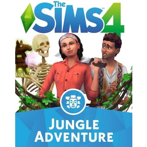 Sims 4 Jungle Adventure