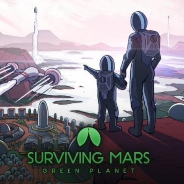 surviving mars green planet 600x600 - Surviving Mars Green Planet