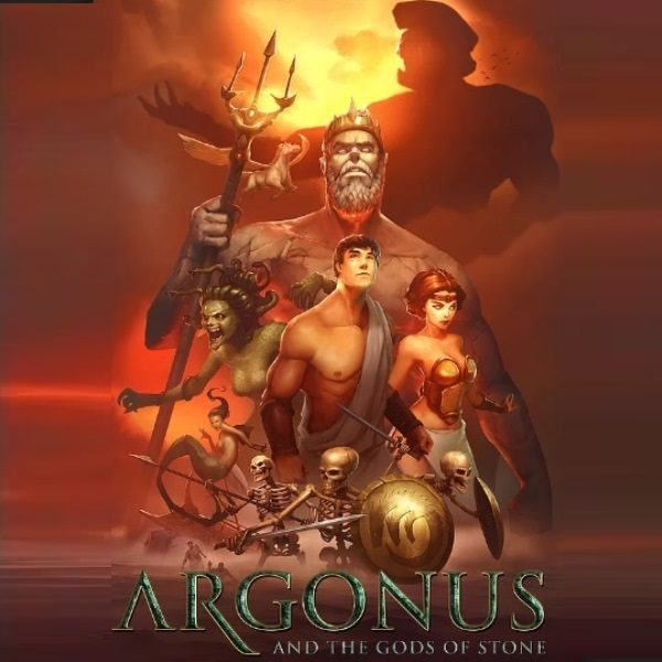 Argonus and the Gods of Stone
