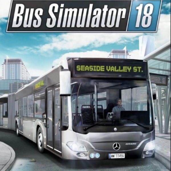 bus simulator 18 600x600 - Bus Simulator 18
