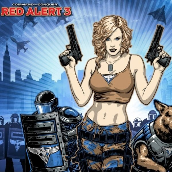 Command and Conquer: Red Alert 3 — Uprising