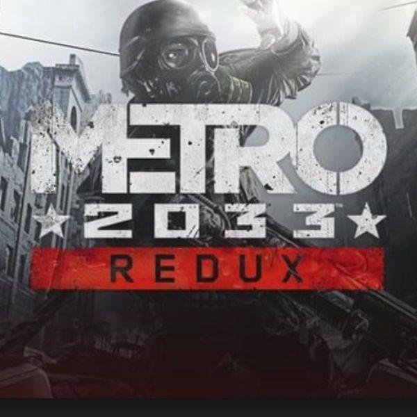metro 2033 redux 600x600 - Metro 2033 - Redux