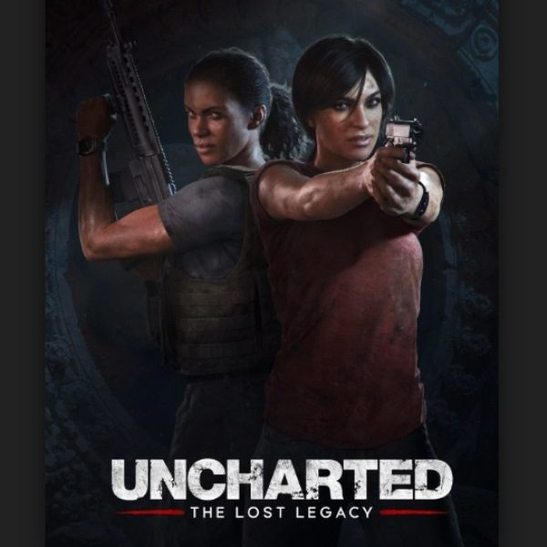 uncharted the lost legacy 600x600 - Uncharted - The Lost Legacy