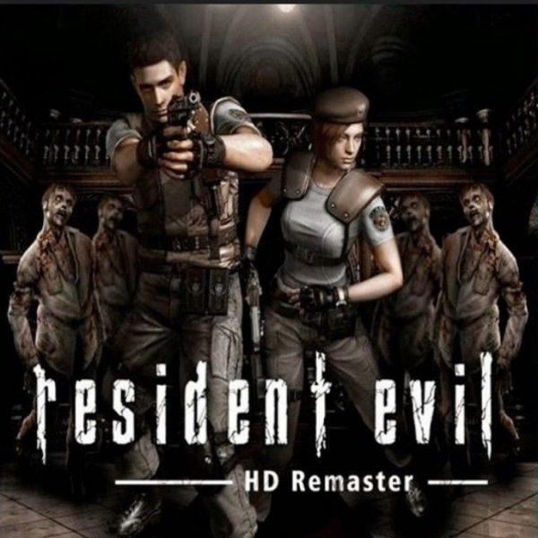 resident evil biohazard hd remaster 600x600 - Resident Evil - HD REMASTER