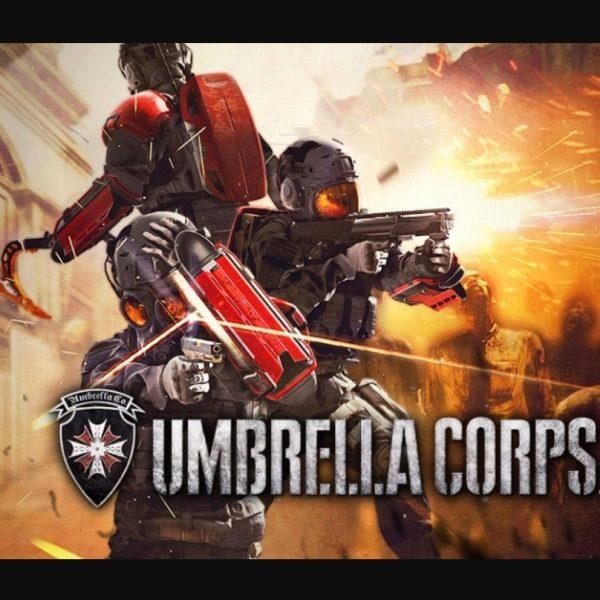 resident evil umbrella corps 600x600 - Resident Evil Umbrella Corps
