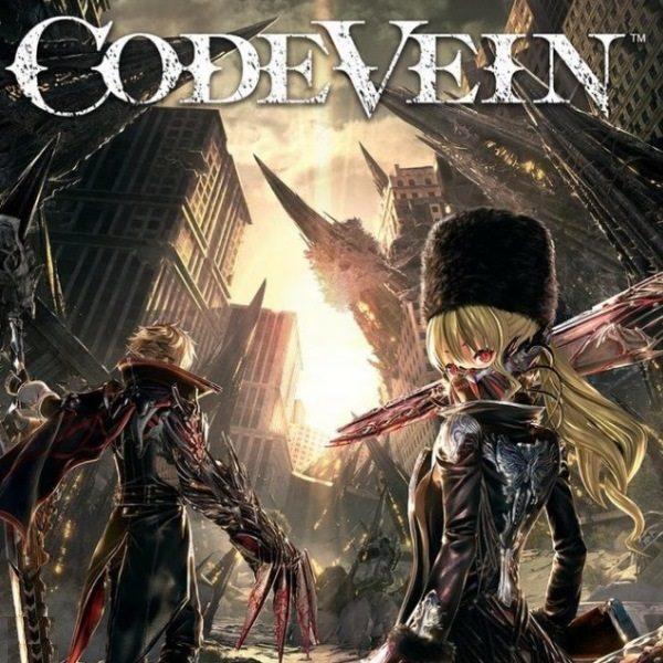 code vein 600x600 - Code Vein