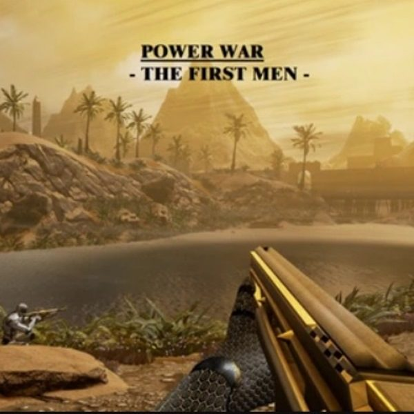 Power WarThe First Men