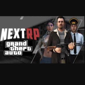 GTA San Andreas - NEXT RP