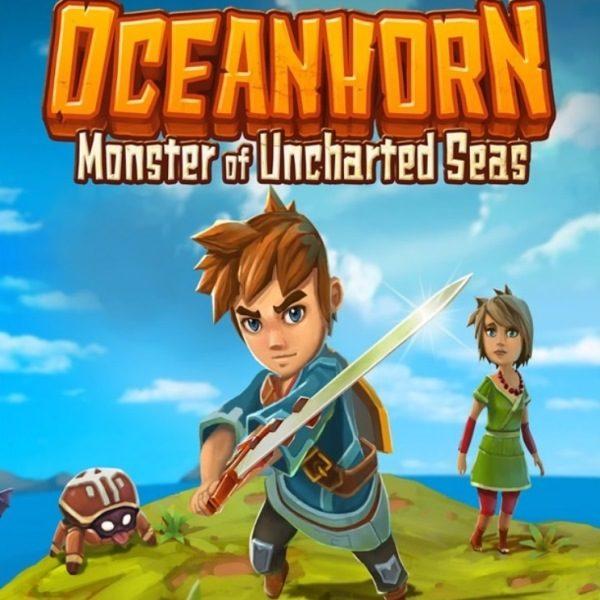 Oceanhorn: Monster of Uncharted