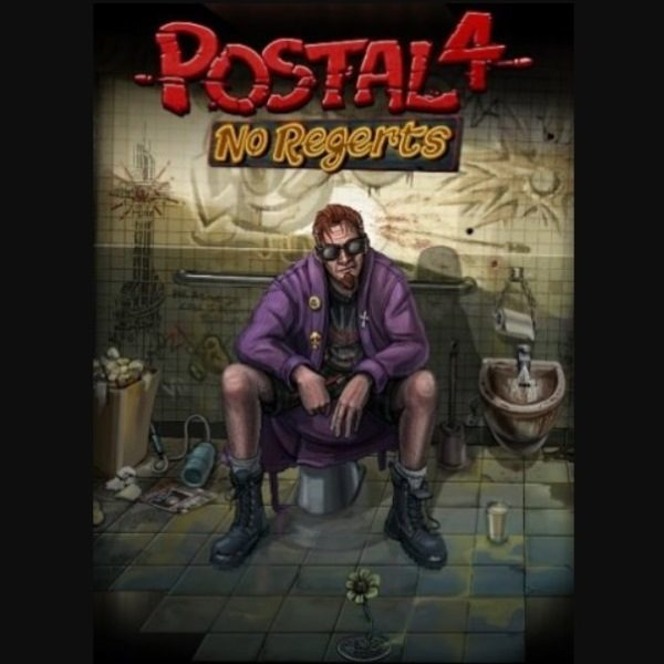 POSTAL 4 No Regerts