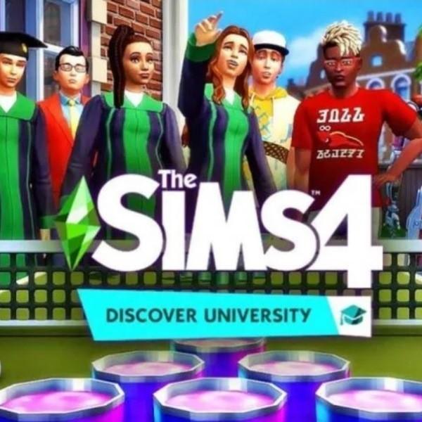 Sims 4 university