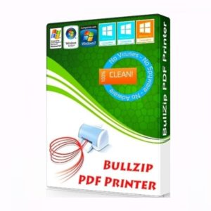 BullZip PDF Printer