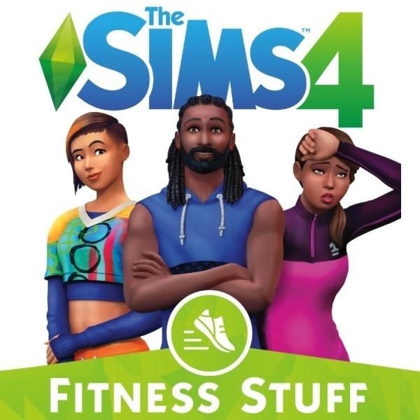 Sims 4 Fitness Stuff