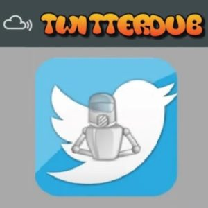 Twitterdub 3.0.5.2 Cracked – Twitter Bot