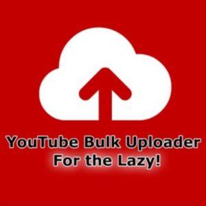 YouTube Bulk Uploader for the Lazy