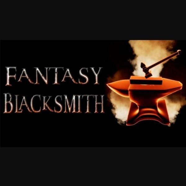 Fantasy Blacksmith
