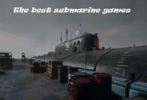 The best submarine games