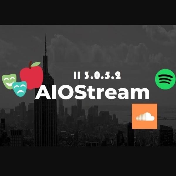 AIOSTREAM II 3.0.5.2