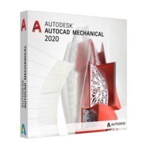 AutoCAD Mechanical 2020.0.1