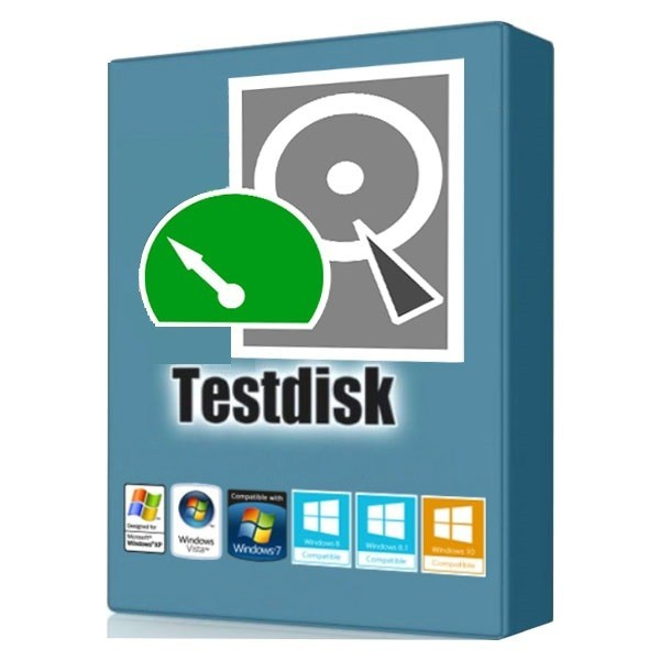 TestDisk 7.1