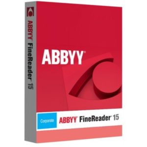 ABBYY FineReader 15.0.112.2130
