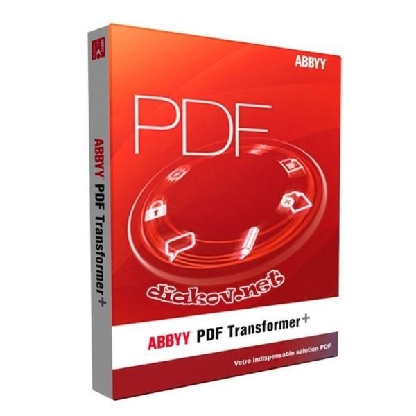 ABBYY PDF Transformer+ 12.0.104.799