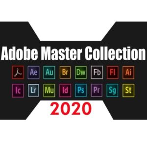 Adobe Master Collection CC 2020v2