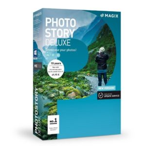 MAGIX Photostory Deluxe 2020 v19.0.2.46