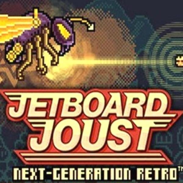 Jetboard Joust: Next-Generation Retro