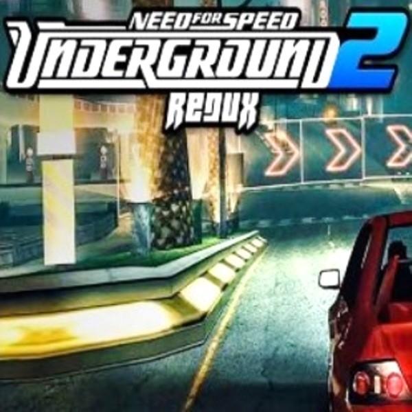 NFS Underground 2 Redux
