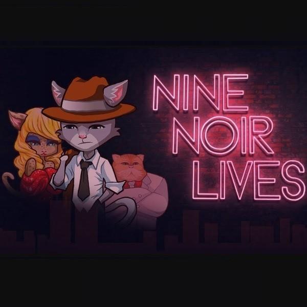 Nine Noir Lives