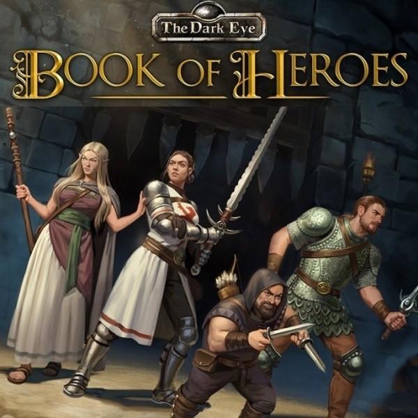 The Dark Eye Book of Heroes