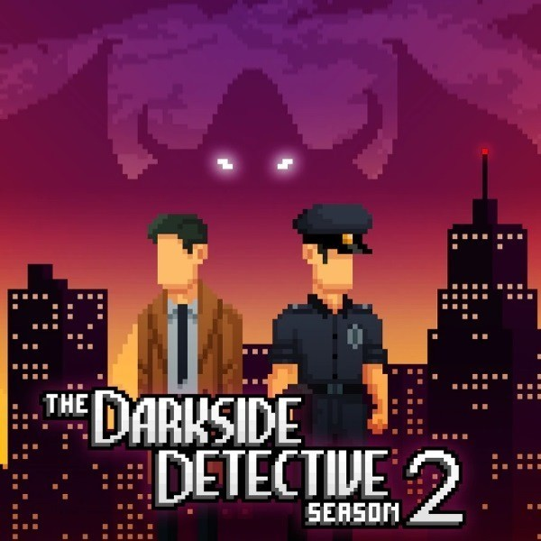 The Darkside Detective Season 2