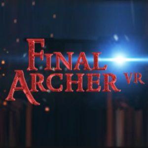 FINAL ARCHER VR