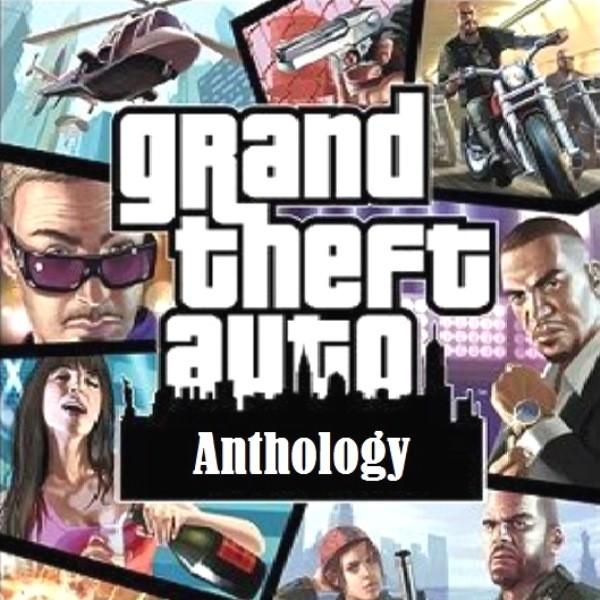 Grand Theft Auto: Anthology