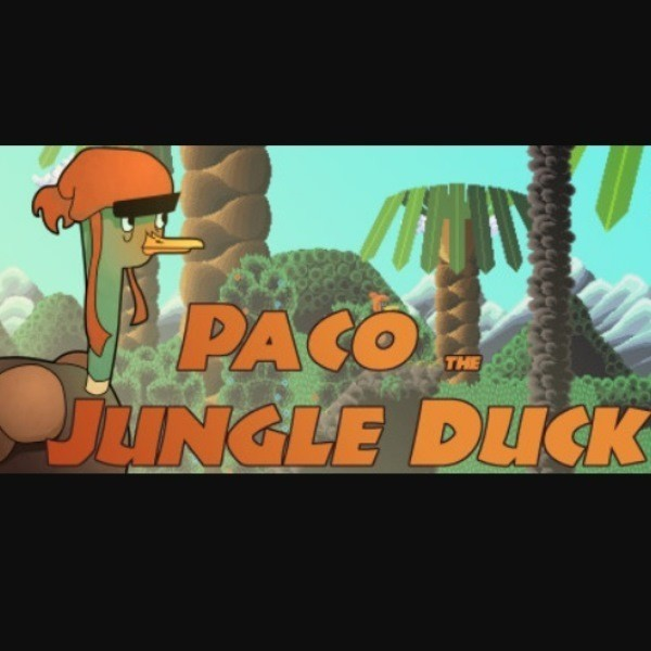 The Legend of Paco the Jungle Duck