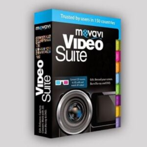 Activating Movavi Video Suite 20.3 2020-2021