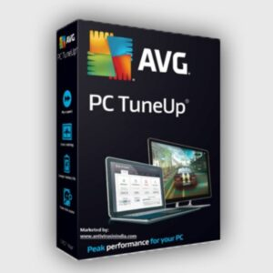 Activation Key AVG PC TuneUp 2020-2021