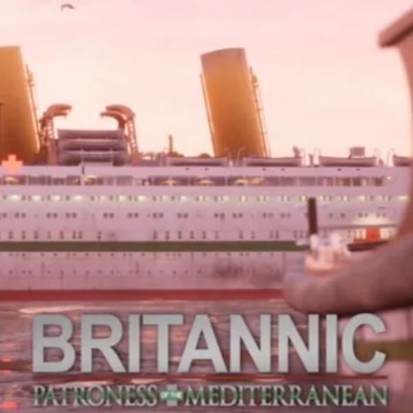 Britannic Patroness of the Mediterranean