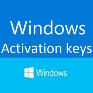 Keys for Windows