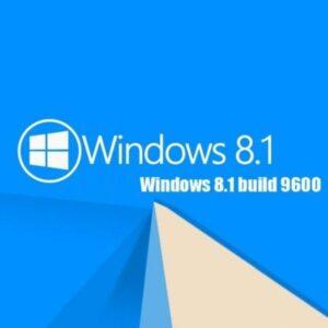 Keys for Windows 8.1 build 9600 2020-2021