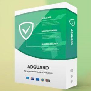 License key AdGuard 7.4 2020-2021