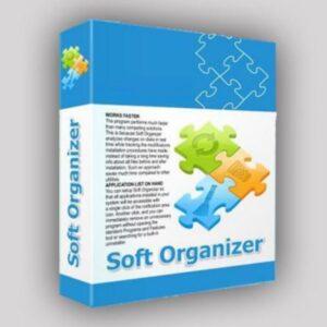 License key Soft Organizer Pro 7.52 2020-2021