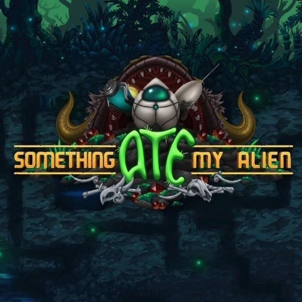 Something Ate My Alien