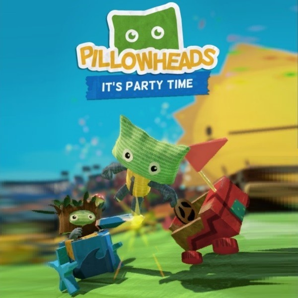 Pillowheads It's Party Time