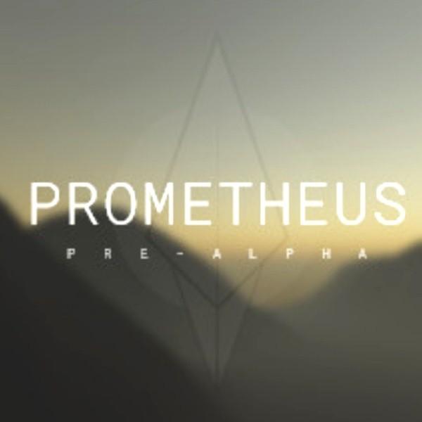 Prometheus Pre-Alpha