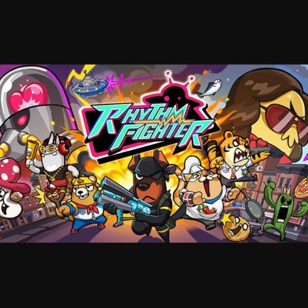 Rhythm Fighter