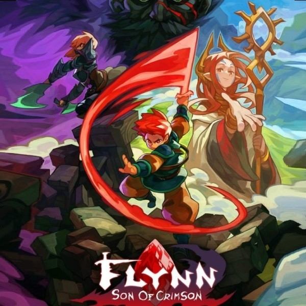 Flynn Son of Crimson